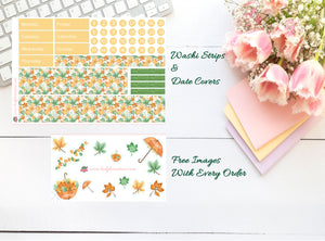 Weekly Kit - Autumn Fall - Leaf Season - A La Carte