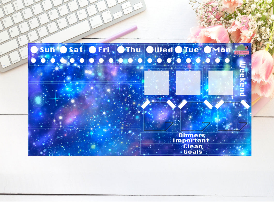 Hobonichi - Weekly Kit - Galaxy