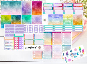 WaterColour - Leanne Baker - Weekly Kit - A La Carte