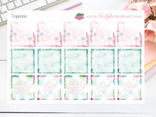 Leanne Baker & Happy Planner Classic Monthly Boxes - Kit Design - You Choose