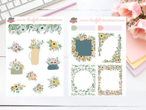 2019 May Mini Kit - Floral Lovers