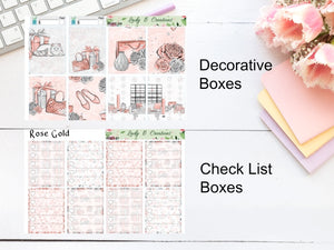 Rose Gold - Weekly Kit - A La Carte