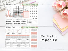 Monthly Kit - Rose Gold - Build Your Own - Leanne Baker Daily