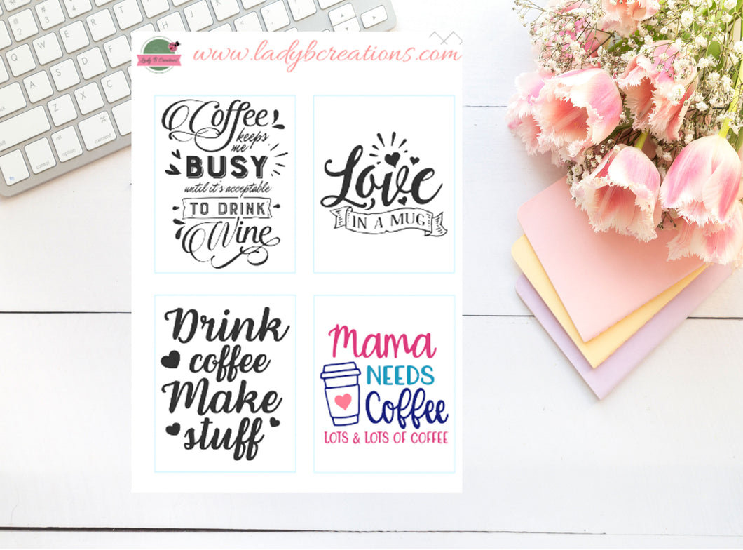 Fun - Coffee Quotes