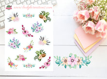 Hobonichi - Weekly Kit - Girl Boss Floral