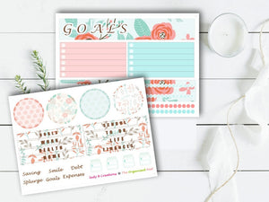 Finances in Bloom -  Grow Your Goals Kit