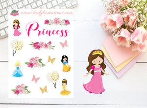 Decorations - Princesses