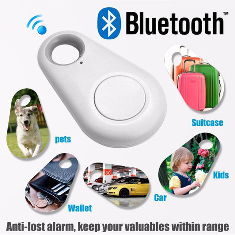 Bluetooth Smart Tracker
