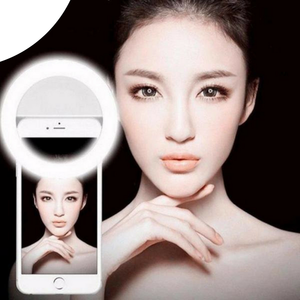 Selfie Clip-on Ring Light