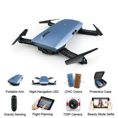 Image of ELFIE the Selfie Drone