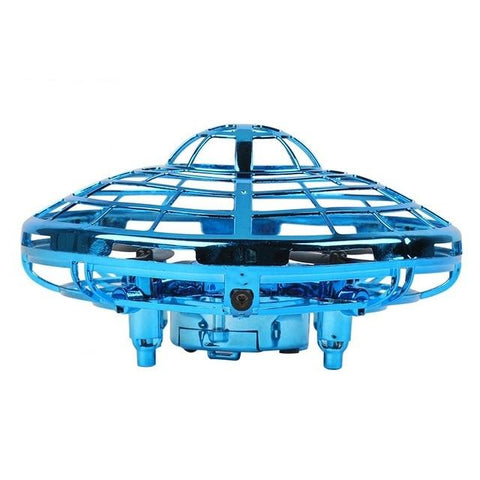 Gesture Controlled UFO LED Drone
