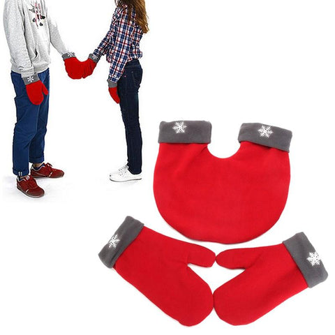 Image of Couple Mittens