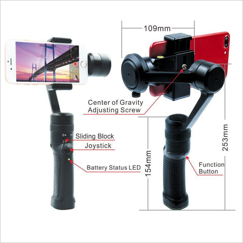 Image of Cellphone Gimbal