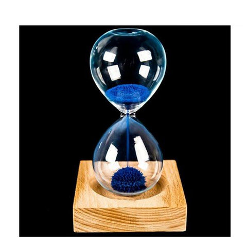 Image of Hourglass with magnetic sand