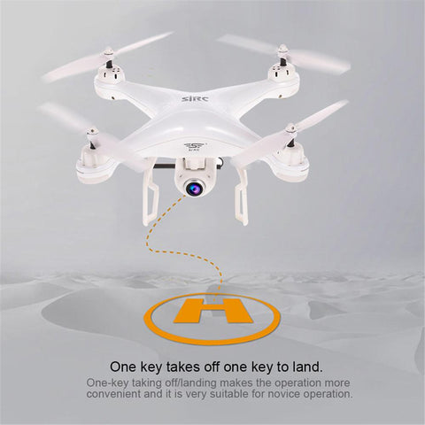 Image of GPS RC Drone Quadcopter with HD Camera