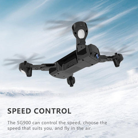 Image of Foldable Quadcopter  Drone with Camera