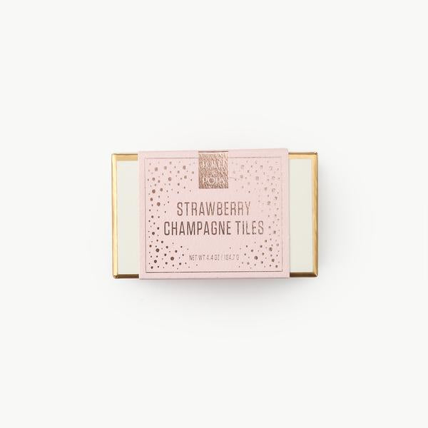 Strawberry Champagne Tiles