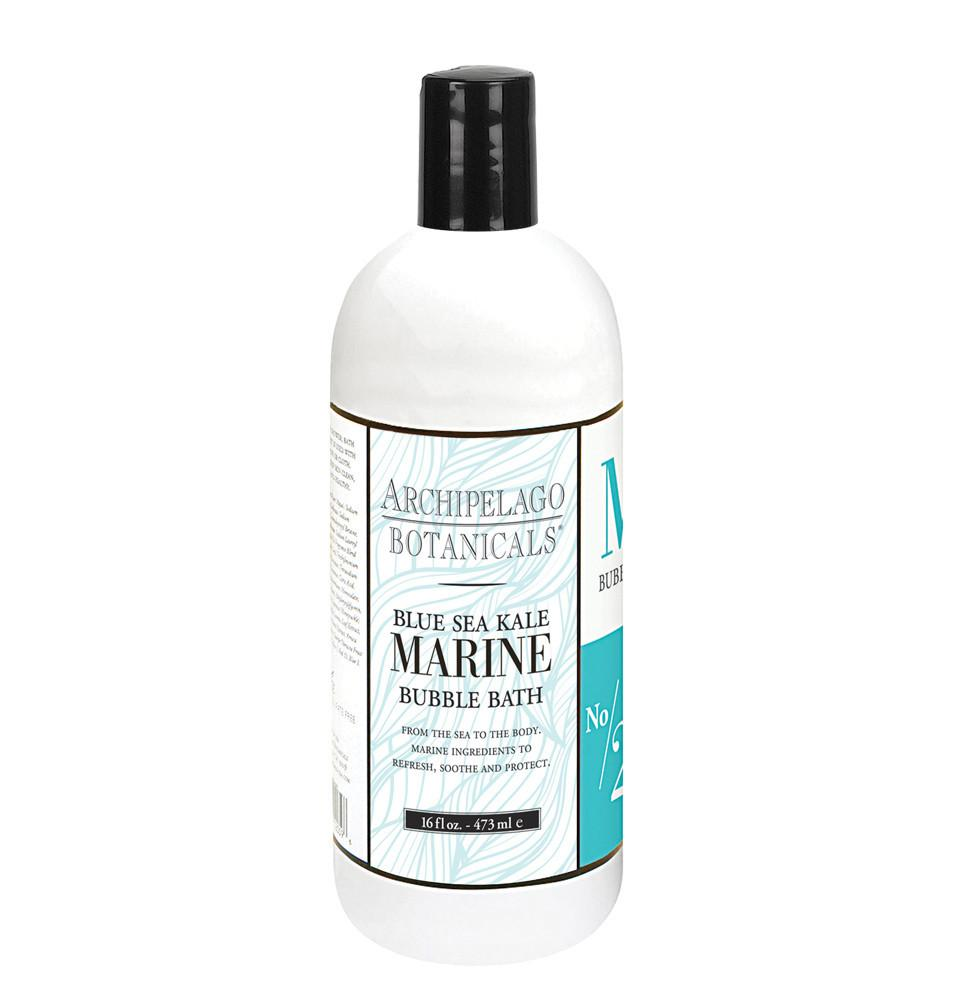 Marine Bubble Bath