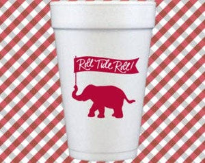 Natalie Chang - Elephant | Team Foam Cups