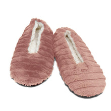 Pink Sherpa Slippers