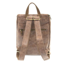 Joy Susan Alyssa Distressed Backpack