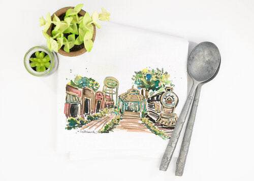 Collierville Tea Towel