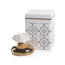 Nadia Porcelain Diffuser - Moroccan Peony