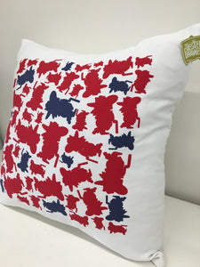 Collegiate Pillowcases