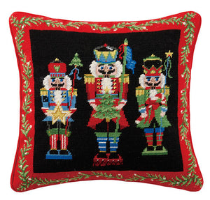 Nutcracker Pageantry Pillow