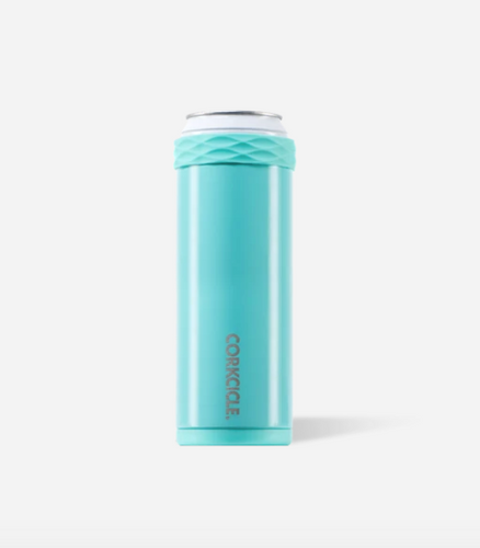 Slim Artican - 12oz Gloss Turquoise