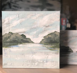 Wolf River Painting