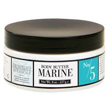 Marine 8 oz body butter