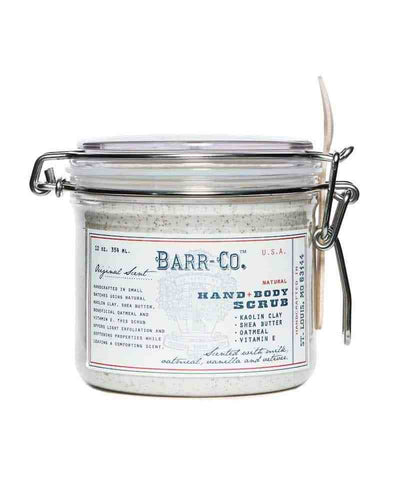Barr-Co. 12oz. Sugar Scrub - Original Scent