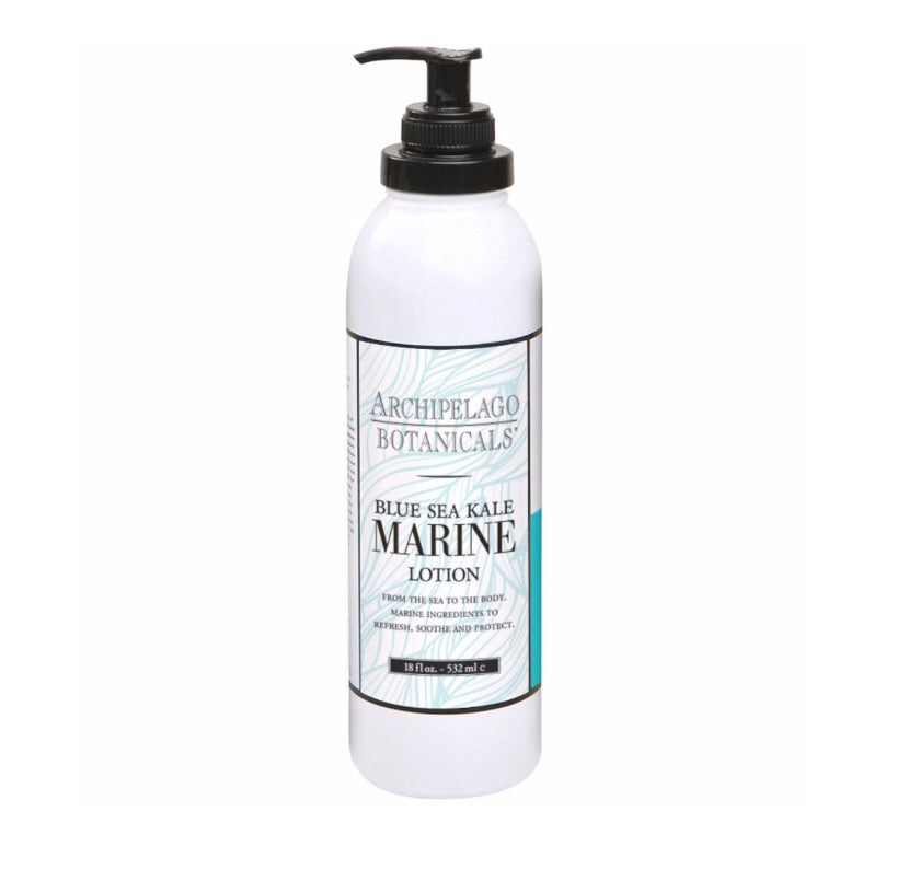 Marine Body Lotion 18 oz.