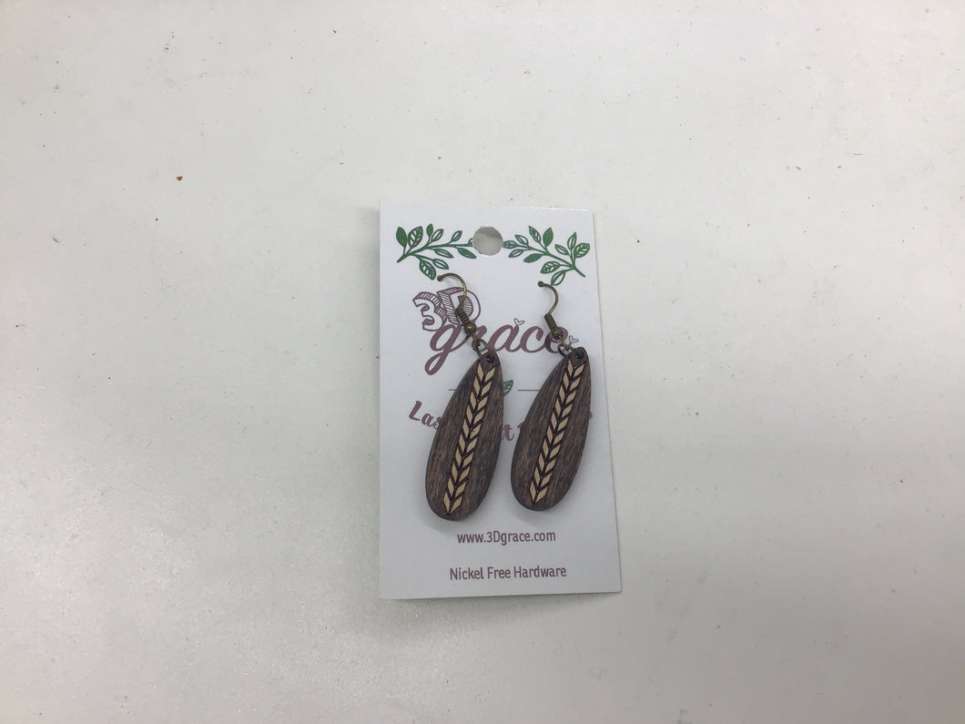 Mini Sweet Auburn Earrings