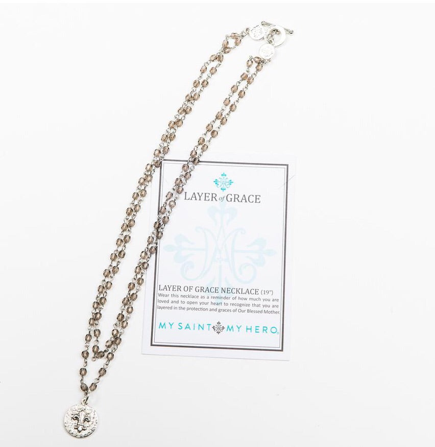 Layer of Grace Necklace