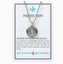 Protection Armor of Faith Necklace