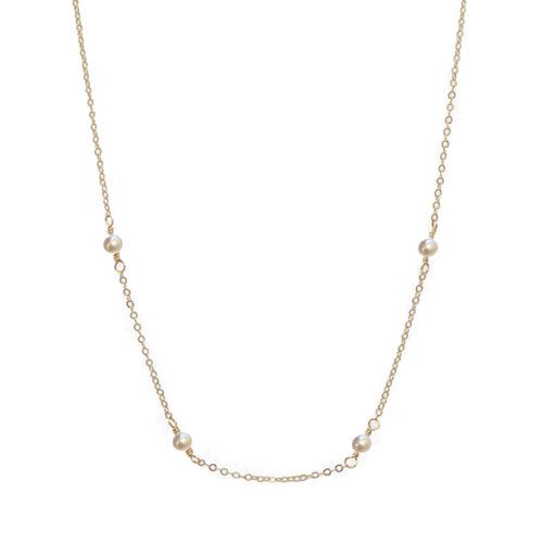 Halcyon Pearl Necklace