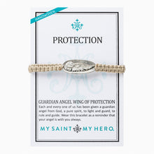Protection Guardian Angel Wing Bracelet