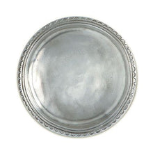 Scallop Rimmed Bottle Coaster