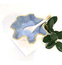 Medium Wavy Ceramic Bowl- Size B