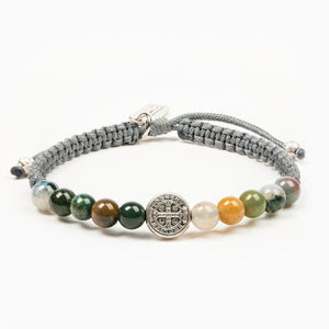 Wake up and Pray Meditation Bracelet