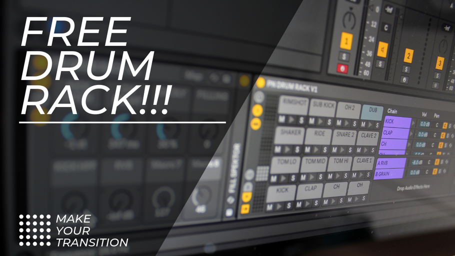 Download the FREE MYT Drum Rack!