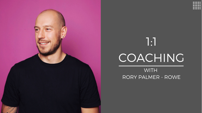 1:1 Coaching with Rory Palmer - Rowe