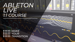 Ableton Live 10 1:1 Course