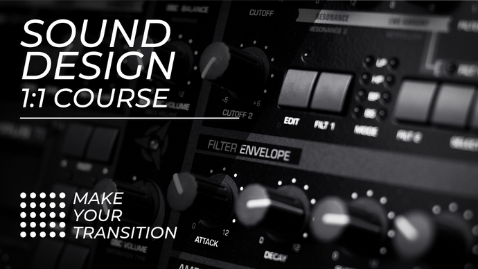 Sound Design 1:1 Course