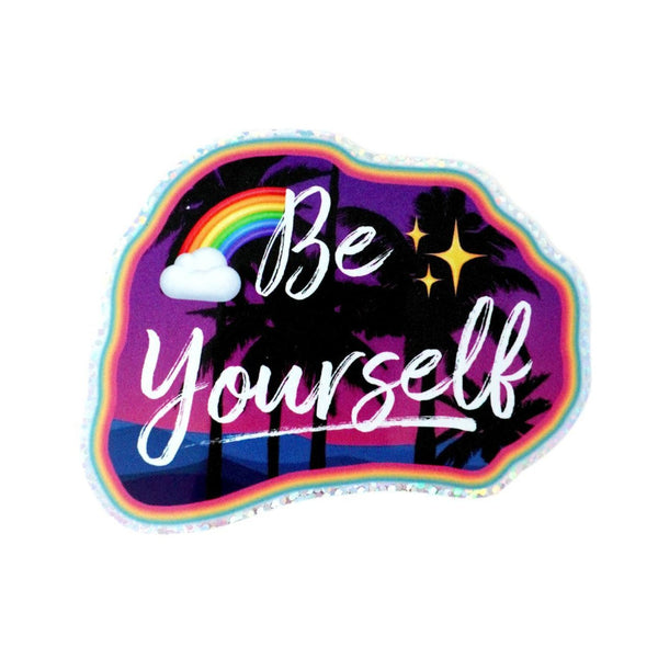 Be Yourself 3""