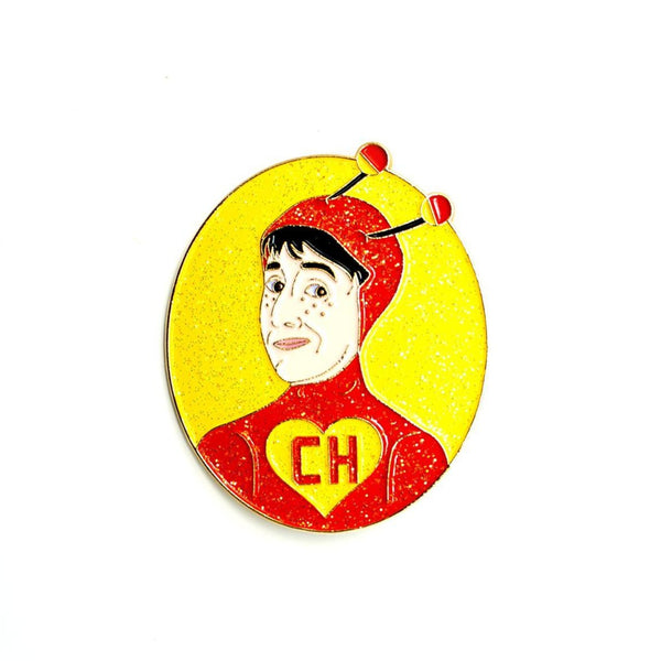 Chapulín Colorado Pin