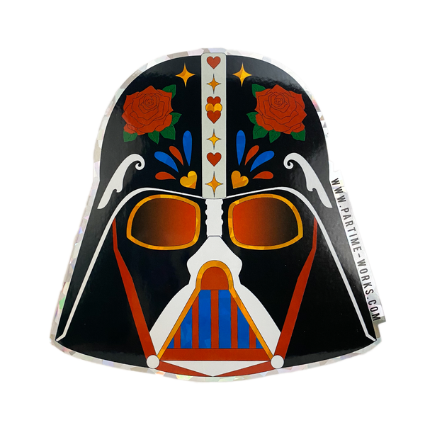"Darth Vato 5"" Sticker"