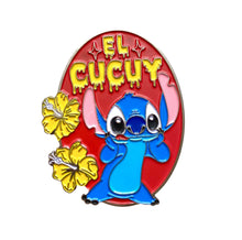 Load image into Gallery viewer, El Cucuy Pin